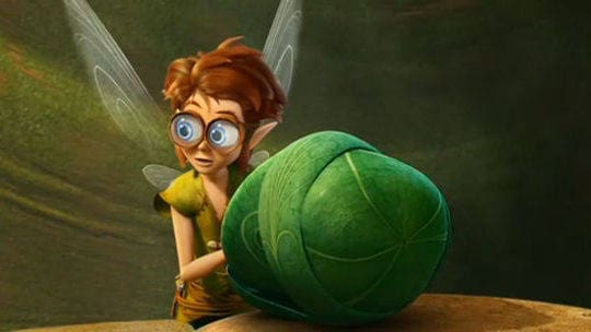 Disney Fairies - Missing in action