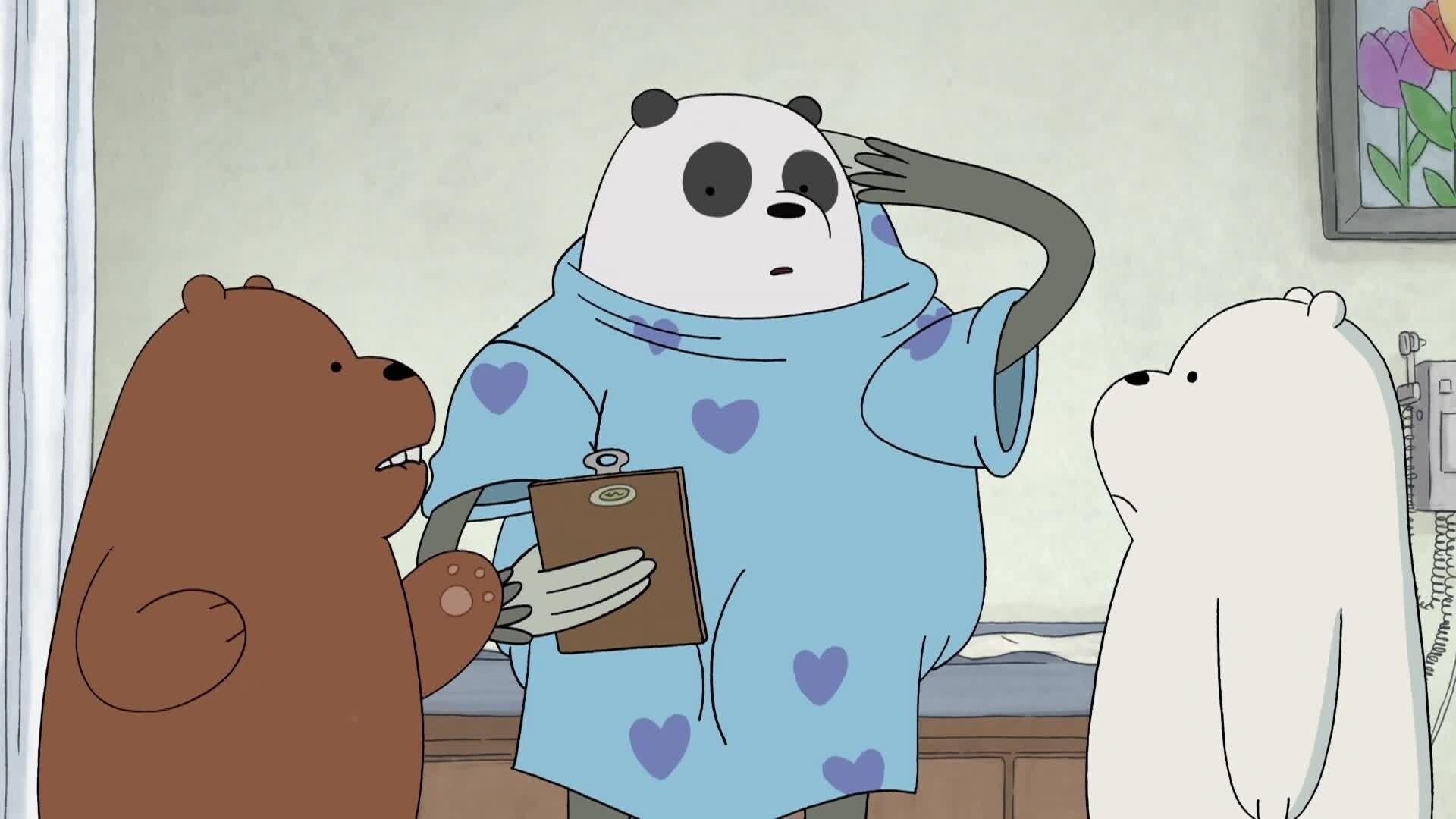 We Bare Bears - Bären wie wir - Wir und die Notaufnahme / Wir und die Kaffeehöhle