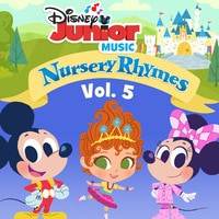Disney Junior Music: Nursery Rhymes Vol. 5