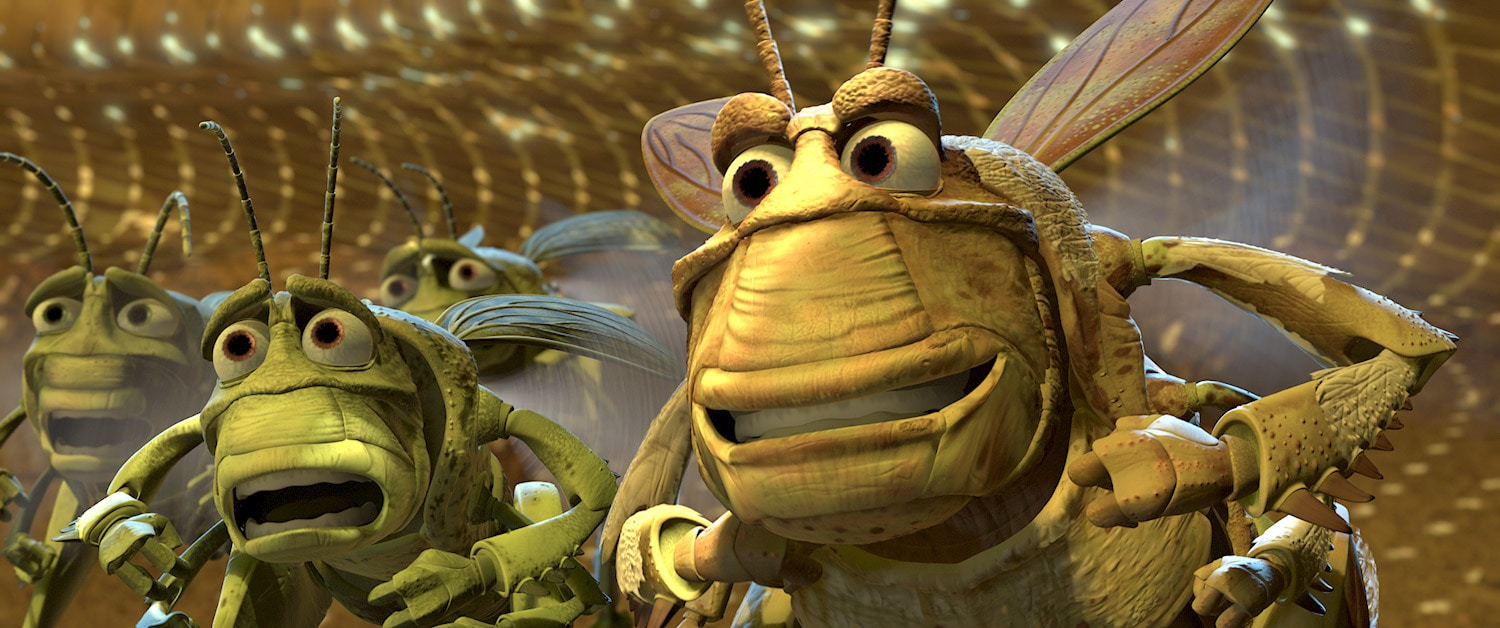 A Bug's Life movie still