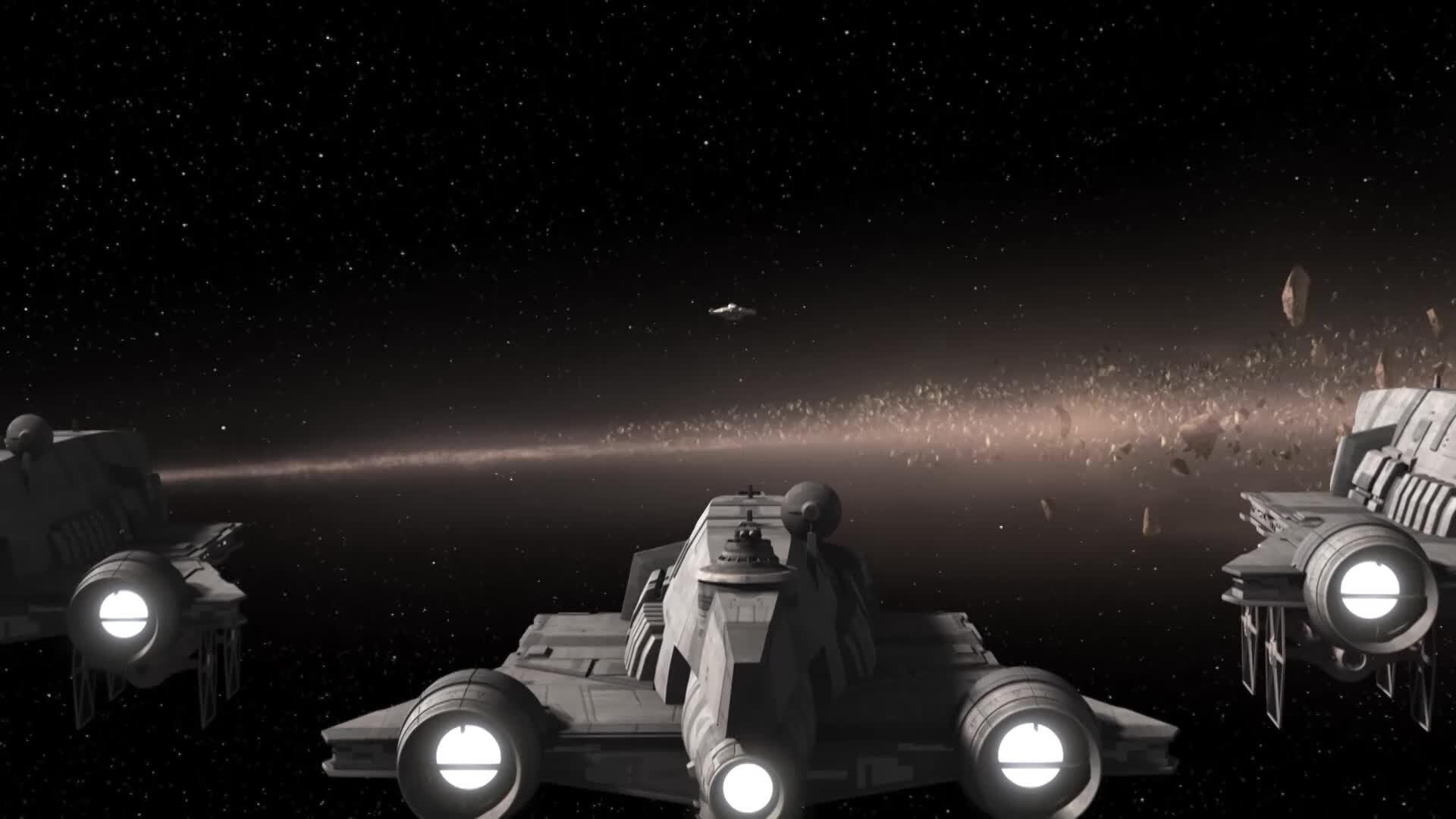 Star Wars Rebels - Dubbel aanval