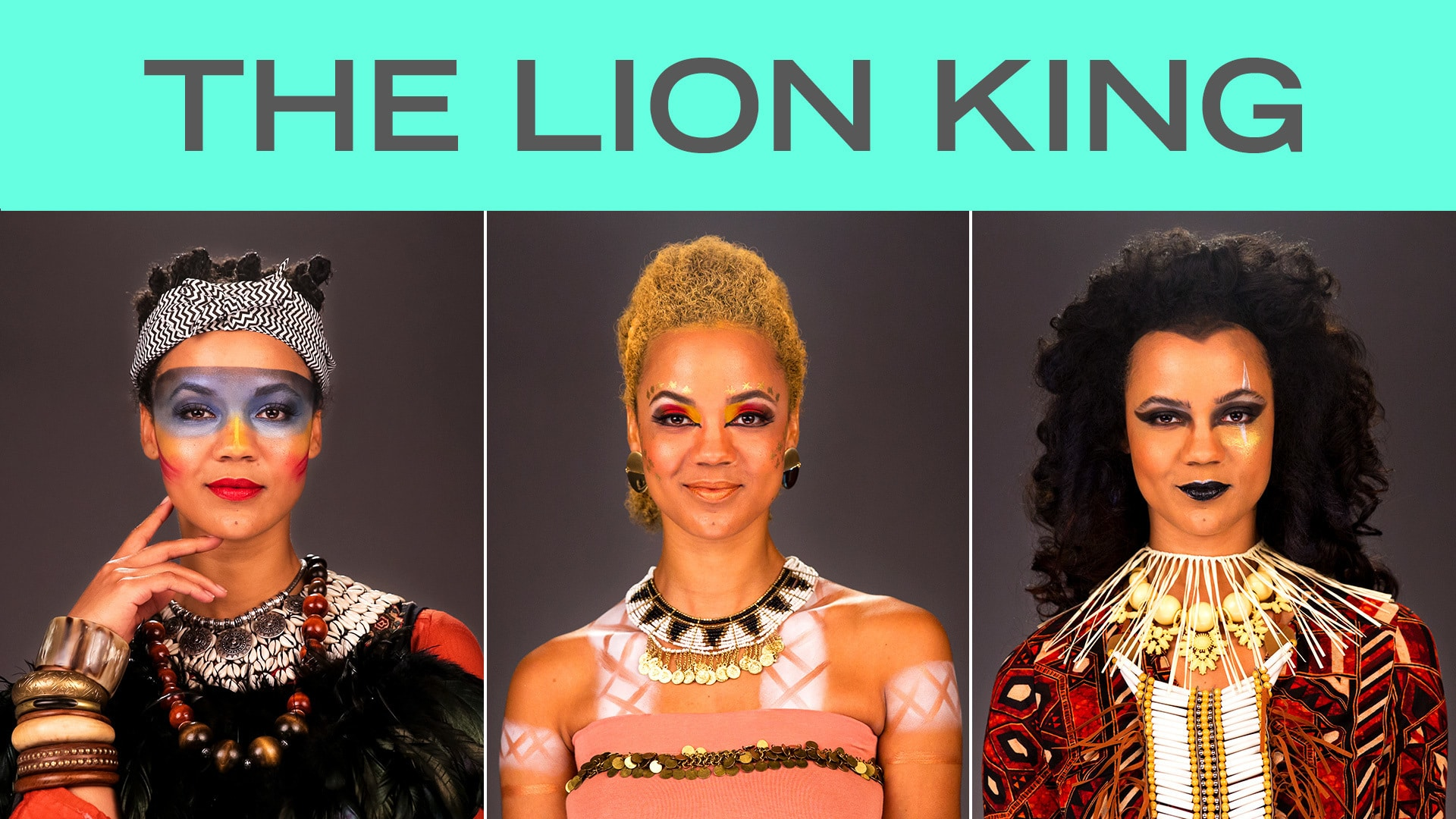 Broadway's The Lion King Transformation Time-Lapse | Disney Style