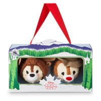 Chip 'n Dale ''Tsum Tsum'' Plush Set - Mini - 3 1/2'' - Canada