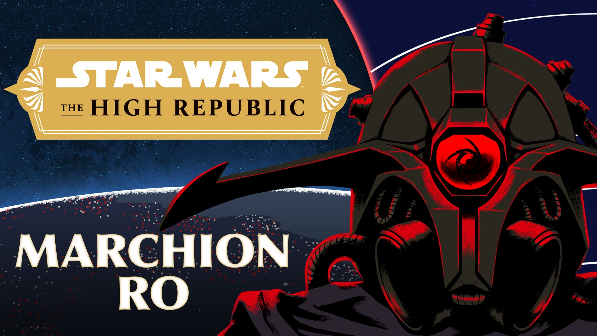 Marchion Ro | Characters of Star Wars: The High Republic