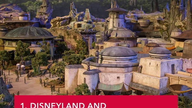 Disney Parks Announcements from D23 Expo | Oh My Disney