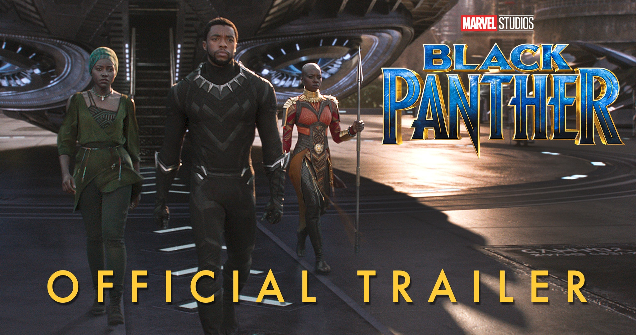 Marvel Studios - Black Panther - Official Trailer Australia