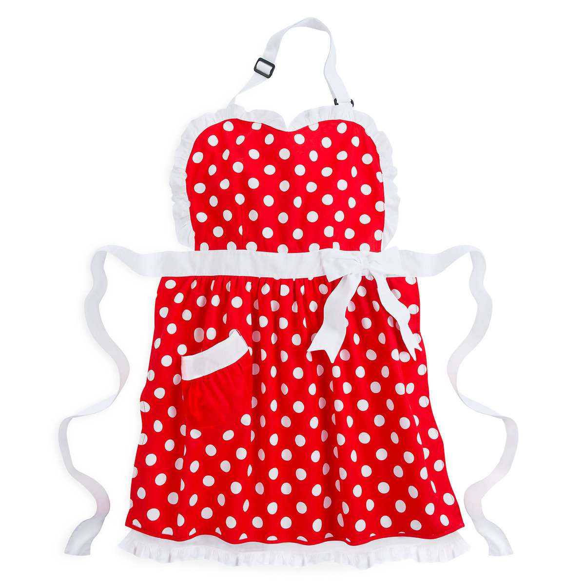 Product Image Of Minnie Mouse Apron For Adults 1