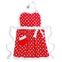 Image of Minnie Mouse Apron for Adults # 1
