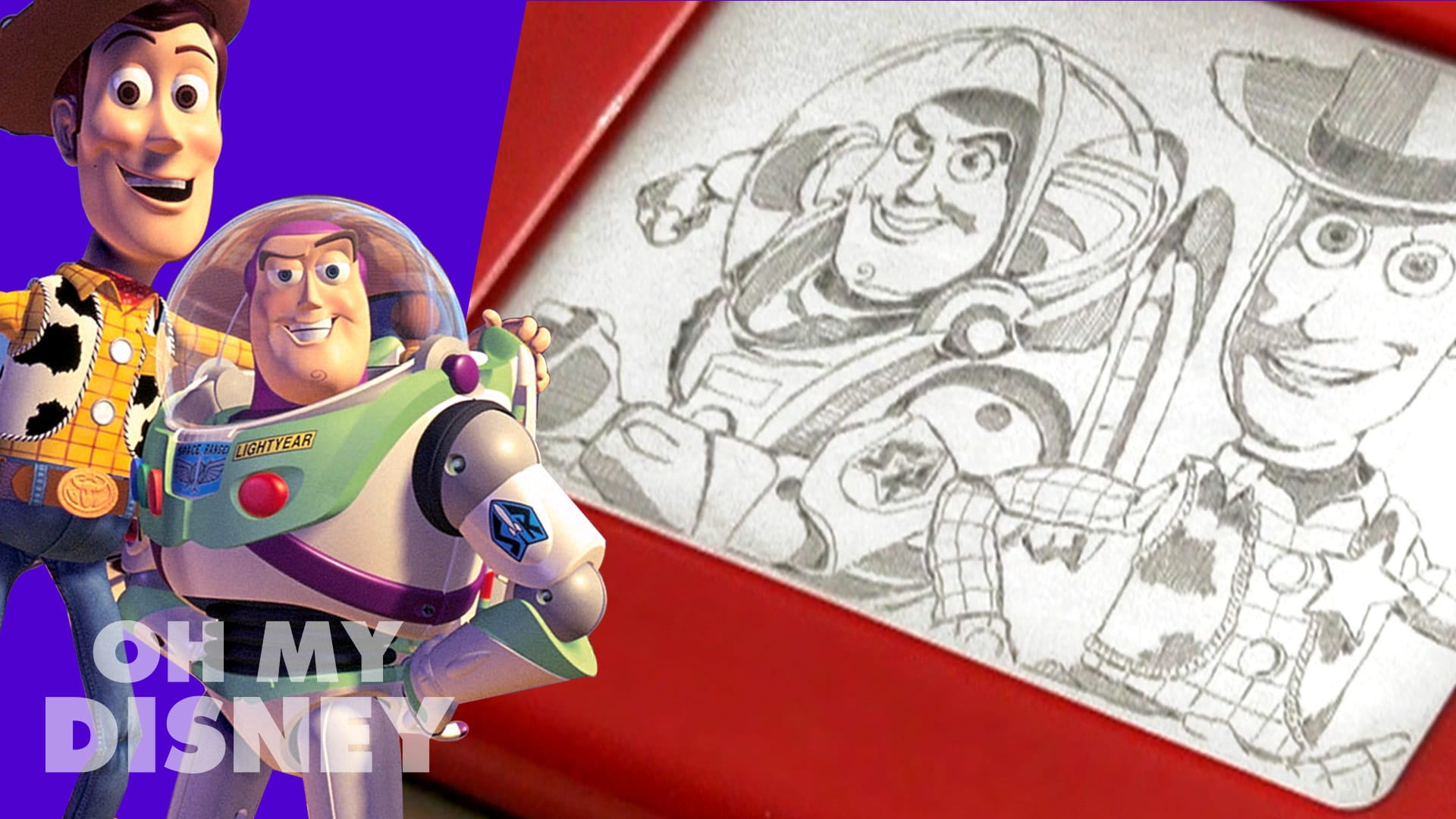 Disney•Pixar Art Collection | Sketchbook by Oh My Disney