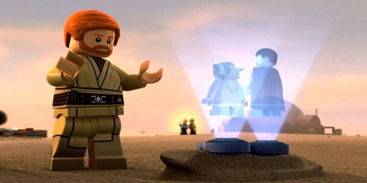 Las Nuevas Crónicas de Yoda: Huida del Templo Jedi 2
