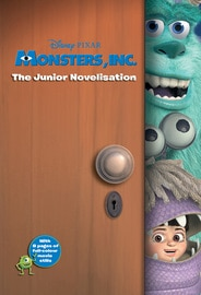 Monsters, Inc. Junior Novel