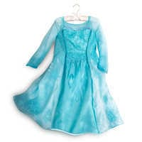 Image of Elsa Costume for Kids # 1
