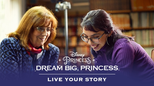 Dream Big, Princess - Javiera Meets María Teresa Ruiz | Disney