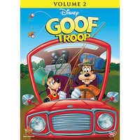 Image of Goof Troop Volume 2 DVD 3-Disc Set # 1