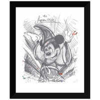 Image of Mickey Mouse ''The Apprentice''Giclée by Eric Robison # 2