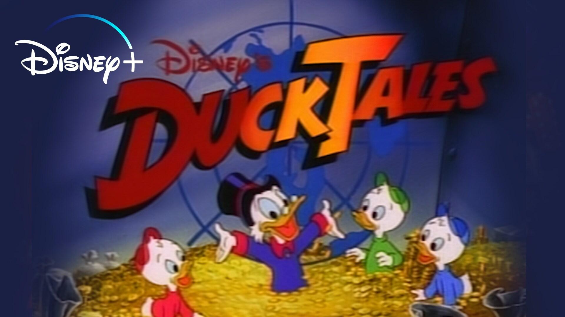 DuckTales - Theme Song | Disney+ Throwbacks | Disney+