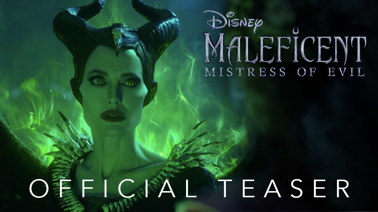 Maleficent: Mistress of Evil – In Theaters October 18!