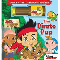 Jake and the Never Land Pirates: The Pirate Pup Book