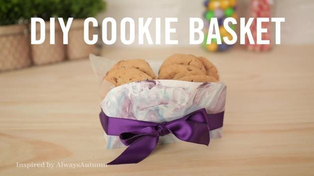 DIY Cookie Basket | Babble DIY