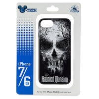 Haunted Mansion Skull iPhone 7/6/6S Case