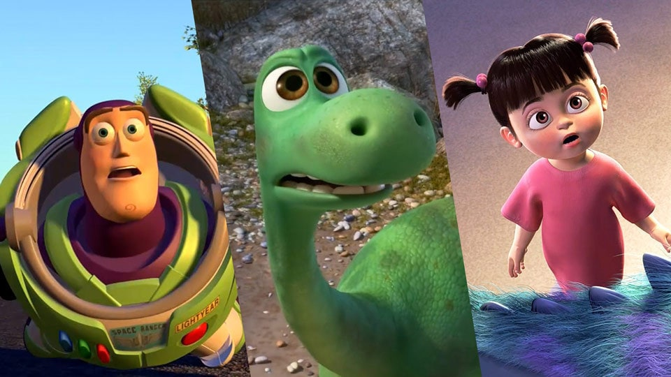 Disney•Pixar Moments That Changed Everything | Oh My Disney