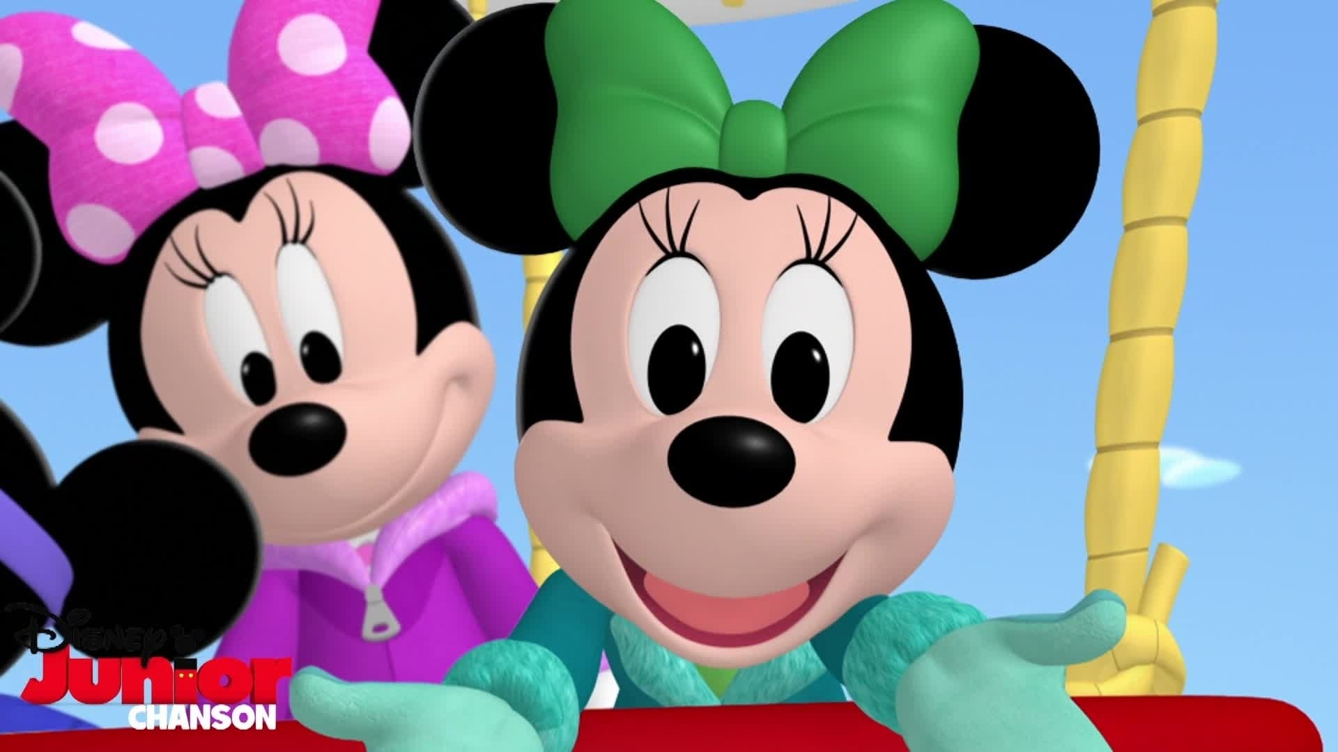 La Maison de Mickey - Chanson : Voyageons en famille