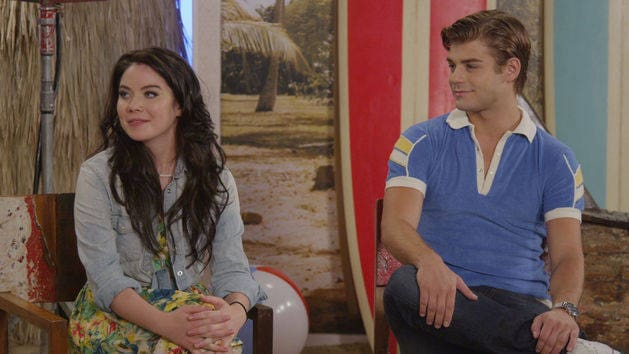 Teen Beach Movie Live Chat Part 2