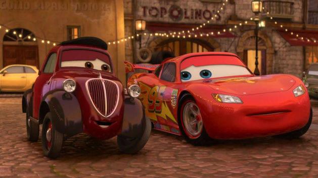 Cars 2 - Topolinos