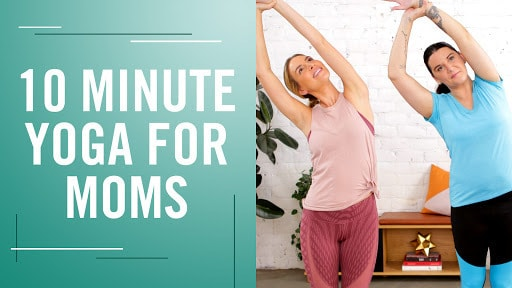 10-Minute Beginner Yoga Routine for Busy Moms | Babble