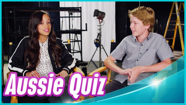Disney Channel Stars Aussie Quiz