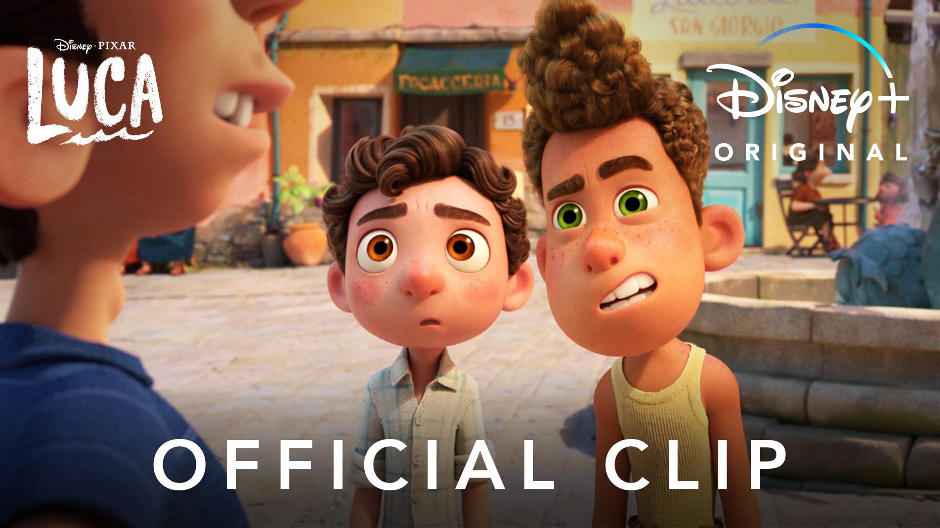 Out of Towners | Disney and Pixar's Luca | Disney+