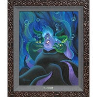 ''Ursula and Her Messengers'' Giclée on Canvas by Michael Humphries - Limited Edition