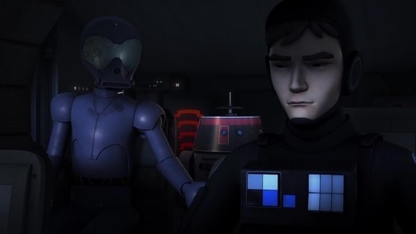 Star Wars Rebels - Der Doppelagenten-Droide