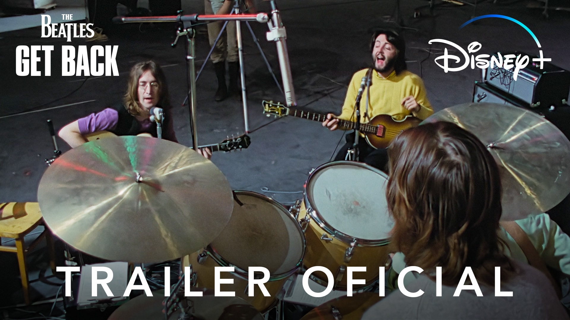 The Beatles: Get Back - Trailer