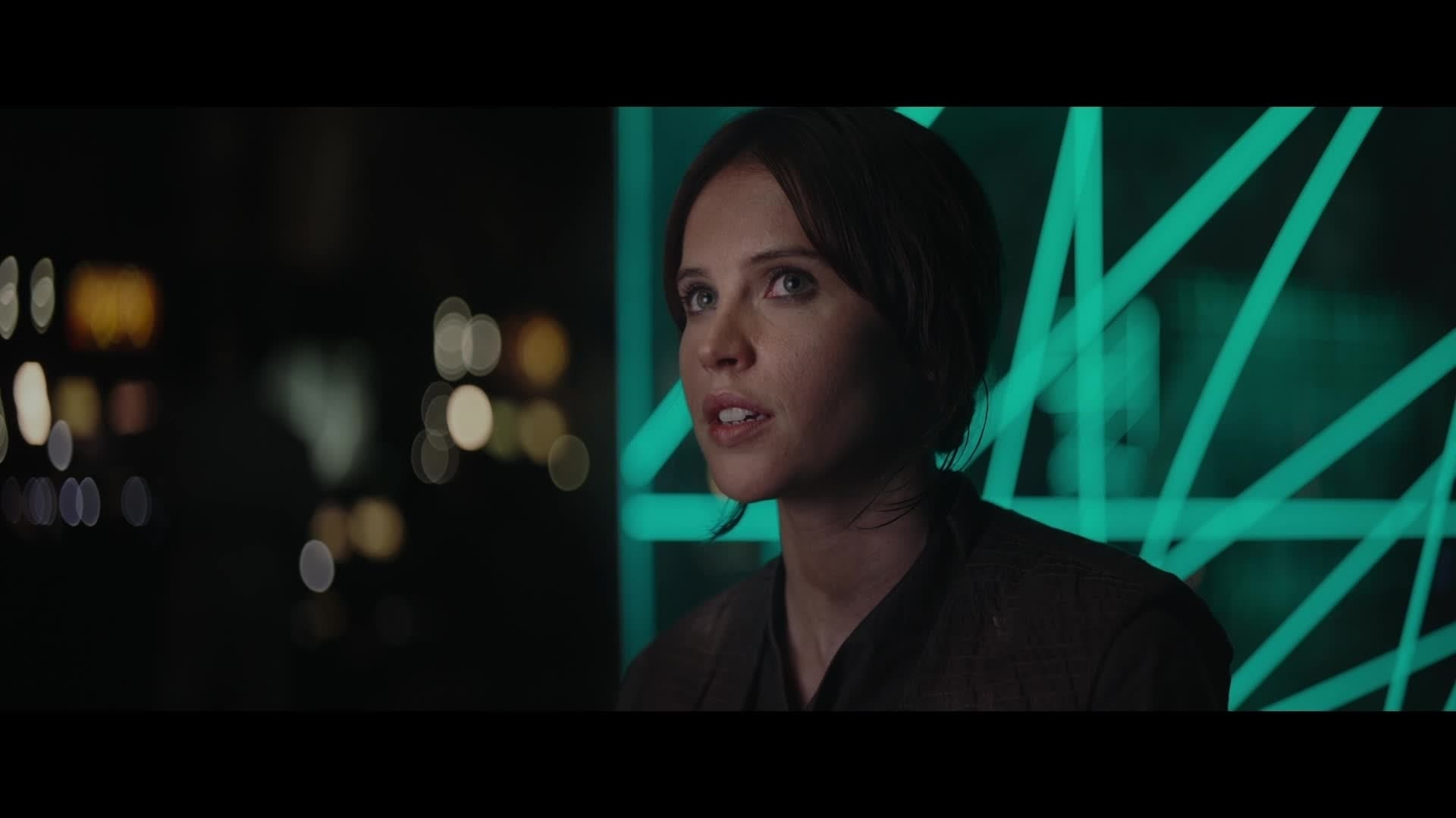 Rogue One : A Star Wars Story - Jyn Erso