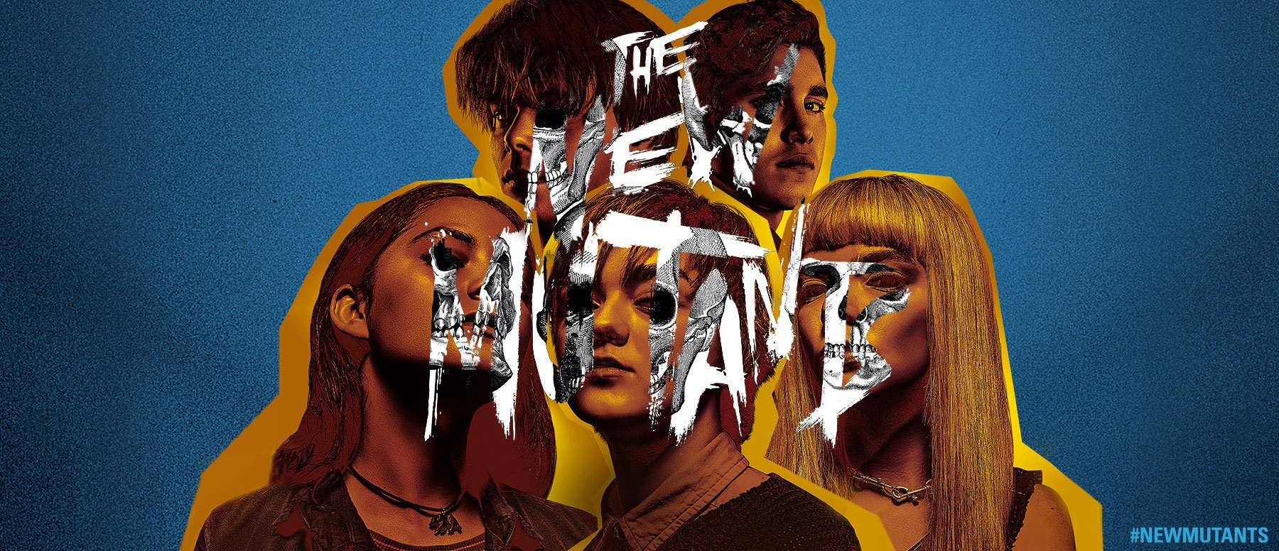The New Mutants Hero **IN THEATERS NOW**