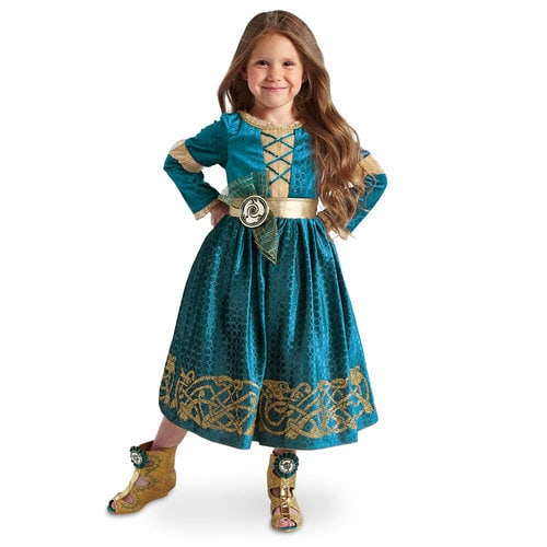 Merida Costume Collection for Kids - Brave