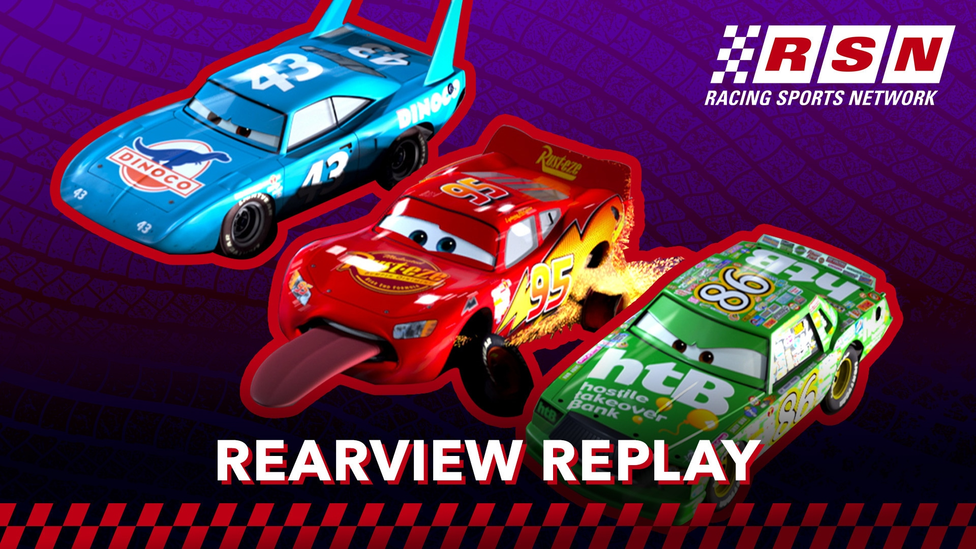 Rearview Replay: Tongue Tie | Racing Sports Network by Disney