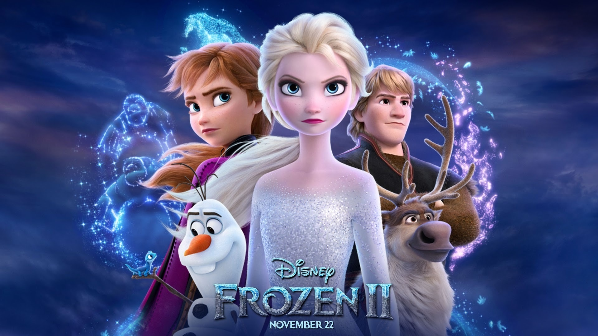 Frozen 2 - In Theaters November 22!