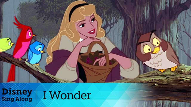 I Wonder | Sleeping Beauty Lyric Video