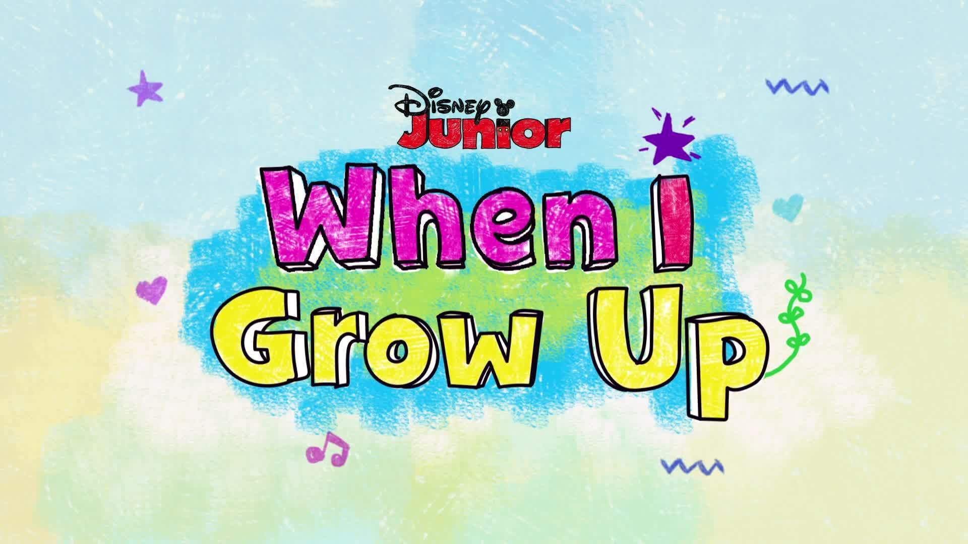 Disney Junior's When I Grow Up on AstroBest Week 5