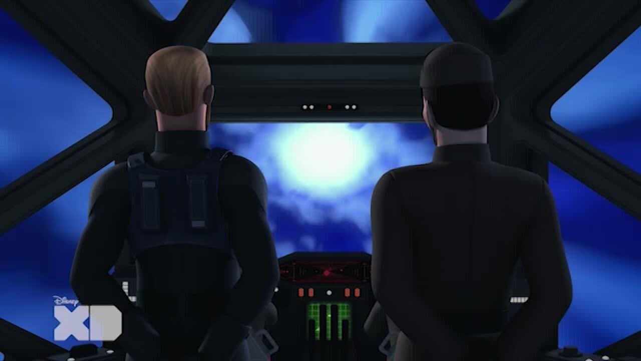 Il futuro della forza - Star Wars Rebels