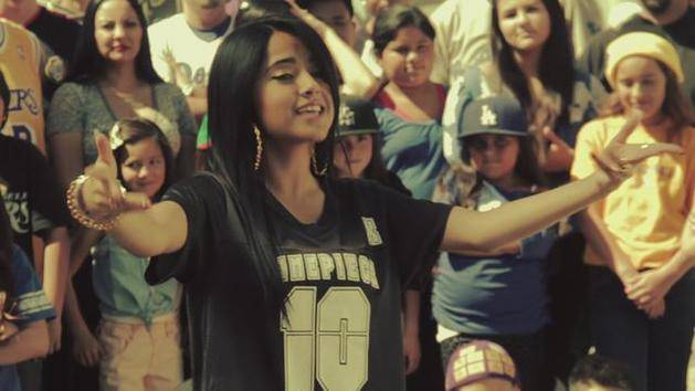 Play It Again - Behind the Scenes Part 1 - Becky G