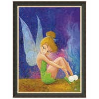 Image of Tinker Bell ''Tink Sitting'' Giclée by Randy Noble # 7