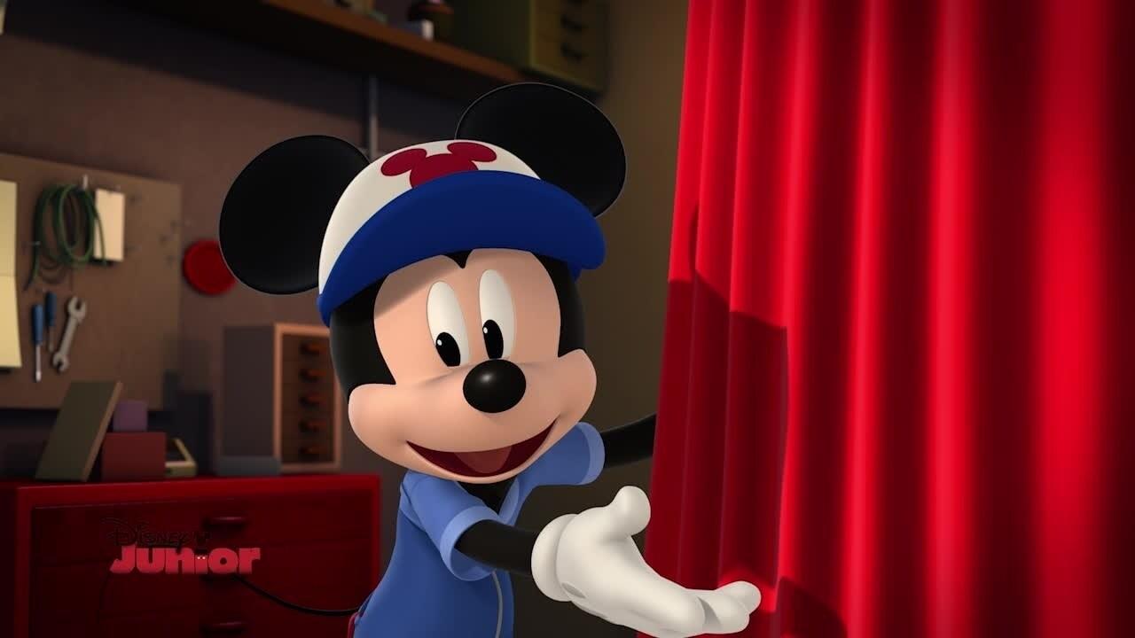 Mickey Tanıtımı