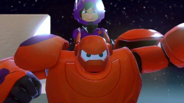 Tráiler de Grandes Héroes: Hiro y Baymax - Disney Infinity (Edición 2.0)