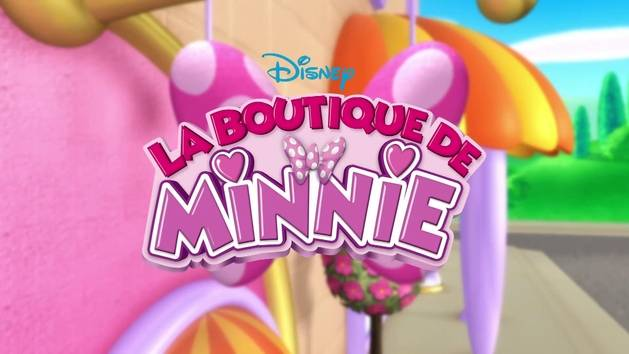 Boutique de Minnie (La) - La panne de courant
