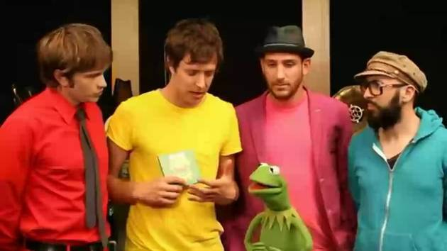 The Muppets Green Album: Behind the Scenes
