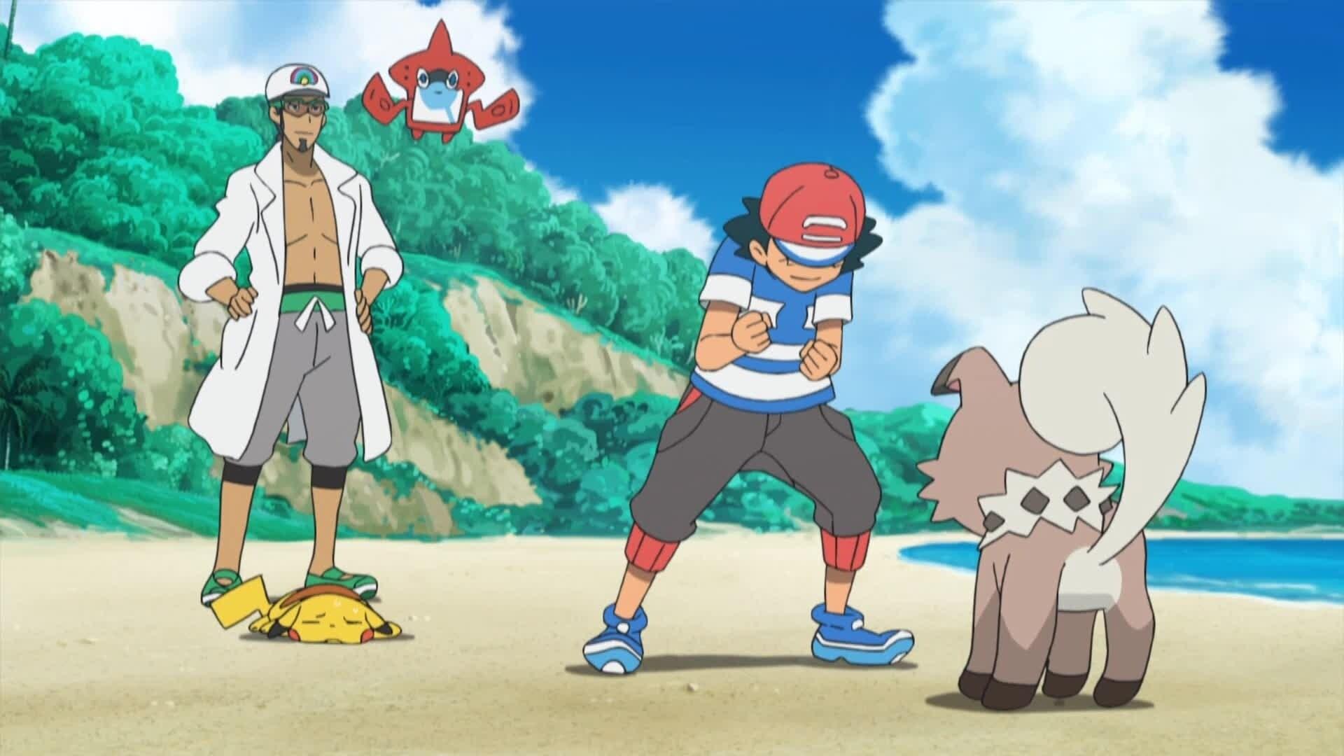 Pokemon - Aflevering 15 - Seizoen 20