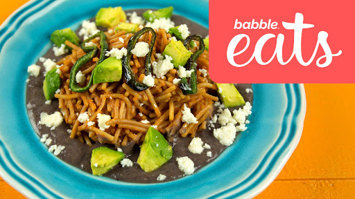 Babble Eats: Around the World | Fideo Seco